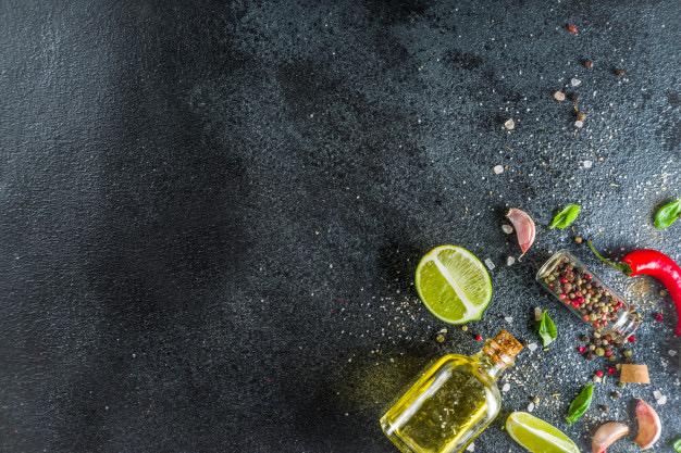 סלמון בתנור עם לימון ושמן זית